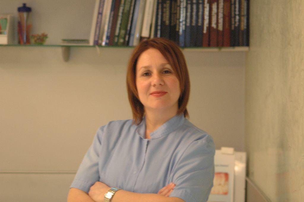 Mr dr Slađana Topalović-Marković, specijalista ortopedije vilica